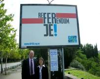 Providing legal counsel to the Montenegrin government for the independence referendum