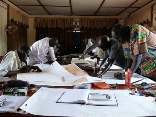 Documentation team for Abyei arbitration
