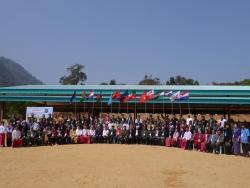 Working with Burmese ethnic groups