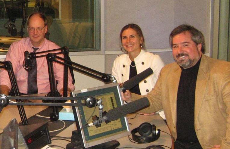 Talking Foreign Policy radio show