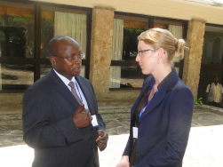 Advising on transitional justice in Kenya