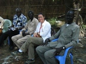 Community consultations in preparation for the Abyei arbitration.